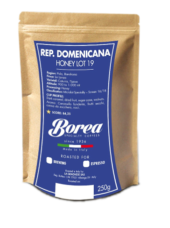 Repubblica Domenicana Honey Lot 19